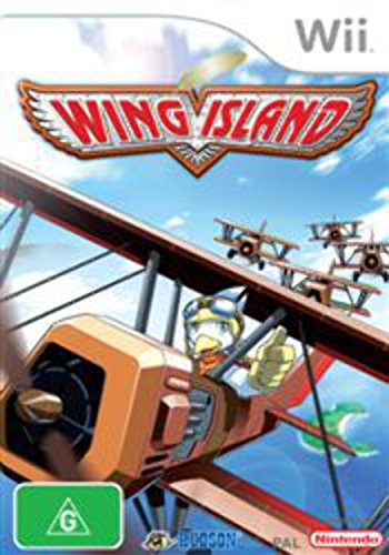 Wing Island (Wii) [Import anglais]