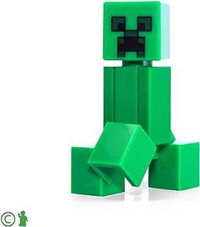 Best lego minecraft creeper minifigure Reviews