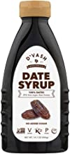 D'vash Date Syrup, 14.1 Ounce Squeeze Bottle   Vegan, Paleo, Gluten-free and Non-GMO