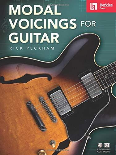 Modal Voicing Techniques for Guitar