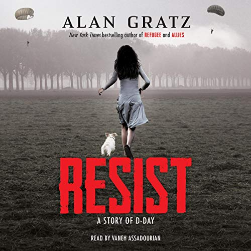 Resist cover art