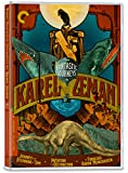 Three Fantastic Journeys by Karel Zeman (Journey to the Beginning of Time/Invention for Destruction/The Fabulous Baron Munchausen)(The Criterion Collection) -  DVD