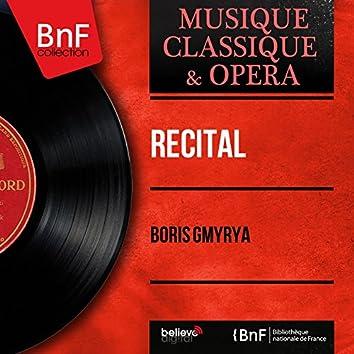Recital (Mono Version)