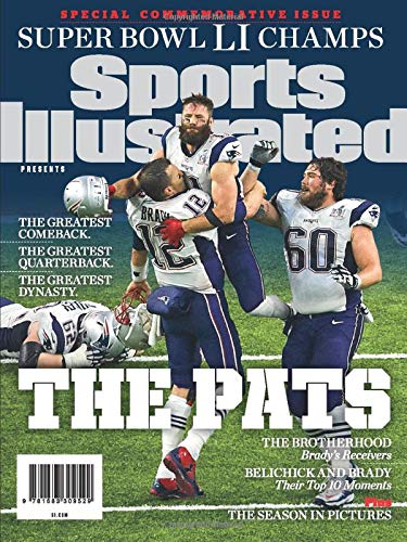 Image OfSports Illustrated New England Patriots Super Bowl LI Champions Special Commemorative Issue - Team Celebration Cover: The ...