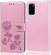 KINGCOM-Wallet Cases - Phone Case For Fundas for Lenovo A5000 A6000 A7000 A6010 A6020 A7020 A7010 Plus K10e70 P1ma40 K10A40 K33a42 Flip Leather Case Cover (Rose(pink) Lenovo A6010 Plus)