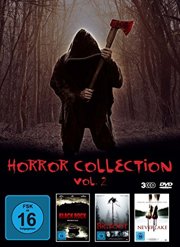 Horror-Collection Vol.2 [3 DVDs] 3 Horrorfilme auf 3 DVDs