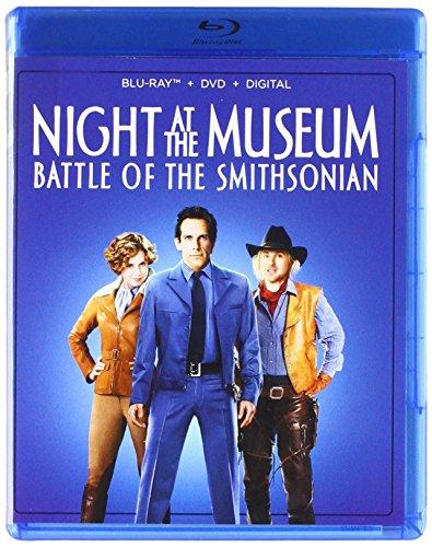 Night At The Museum: Battle Of The Smithsonian [Edizione: Stati Uniti] [Italia] [Blu-ray]