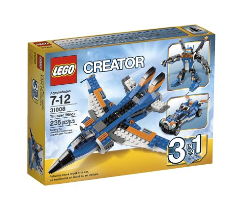 Creator - Thunder Wings - 31008 by LEGO
