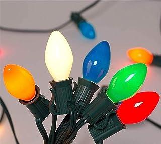 Vintage Christmas Lights.Amazon Com Vintage Christmas Lights Home Kitchen