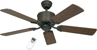 """Ventilateur de plafond 5 pales """"Eco Elements"""" CasaFan"""