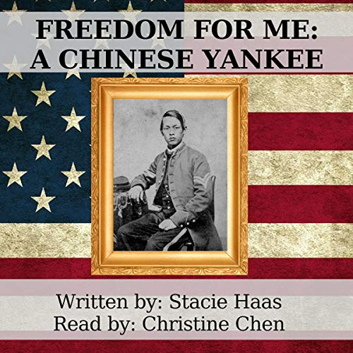 Freedom for Me audiobook cover art