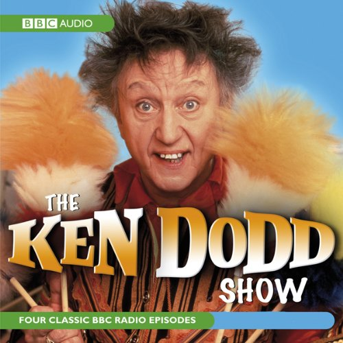 The Ken Dodd Show audiobook cover art