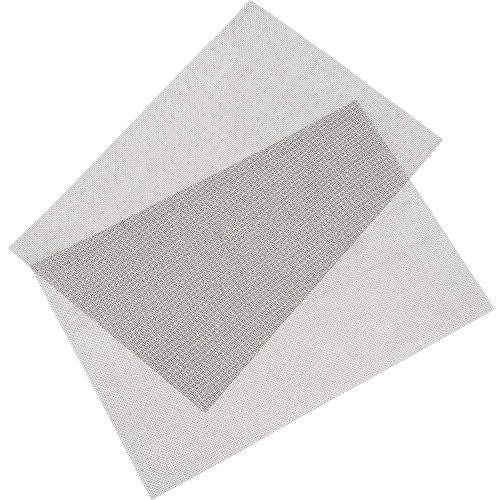 Preisvergleich Produktbild Wire Mesh Woven Meshes Edelstahl Fliegengitter Nagetier Mesh mit 1 mm Mesh,  300 x 210 mm,  2 Stück