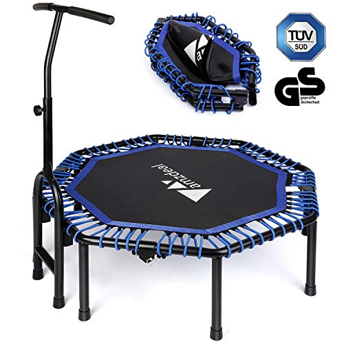 amzdeal Fitness Trampolin Faltbares 48
