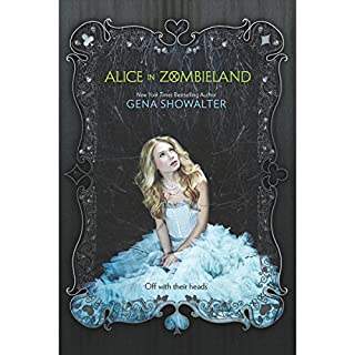 Alice in Zombieland cover art