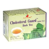 Health King Cholesterol Guard Herb Tea, Teabags, 20 Count Box