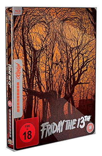 Venerdì 13 – Mondo Steelbook ( Blu Ray) [Esclusiva Amazon]