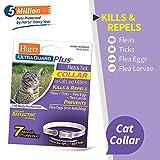 HARTZ UltraGuard Plus 7 Month Protection Reflective Flea & Tick Collar for Cats...
