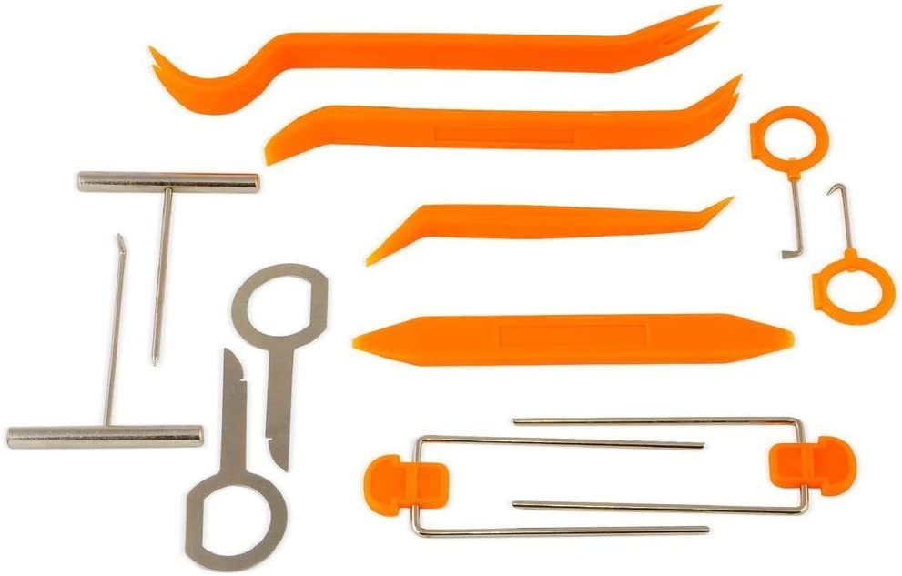 IMZ Auto Door Clip NEW Selling and selling before selling Panel Trim Removal Kits Rad for Tool Car Dash