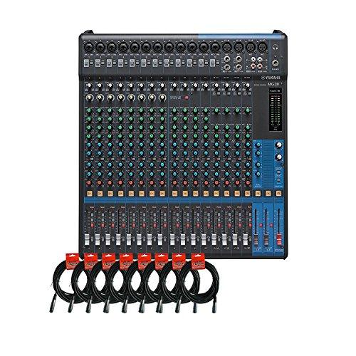 yamaha 16 mixer - 6