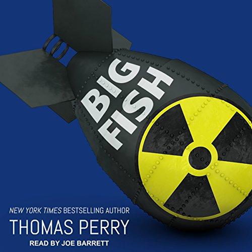 Big Fish audiobook cover art