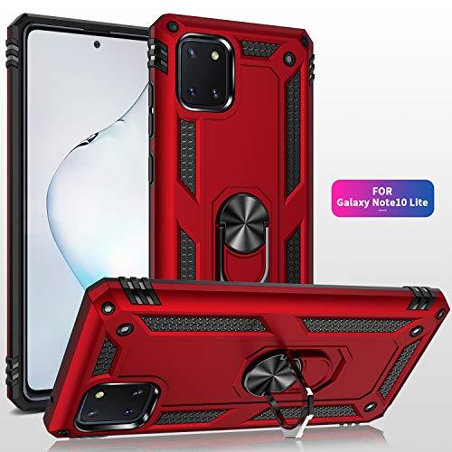 Rebex Galaxy Note 10 Lite Case, Samsung A81 Case,Galaxy M60s Case