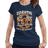 Cloud City 7 Quarantine World Tour Women's T-Shirt