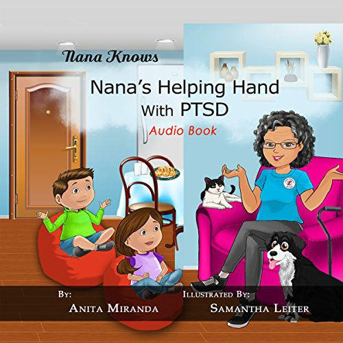 Nana's Helping Hand with PTSD audiobook cover art