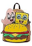 Loungefly Spongebob Squarepants Krabby Patty...