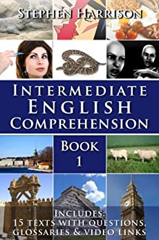 Intermediate English Comprehension - Book 1 (English Edition) PDF EPUB Gratis descargar completo