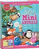 Sew Mini Animals (Klutz Craft Kit)