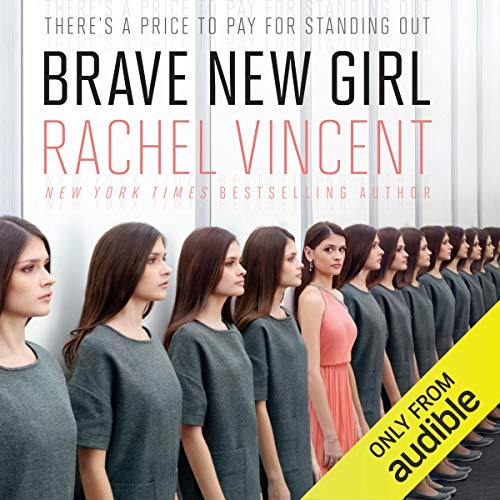 Couverture de Brave New Girl
