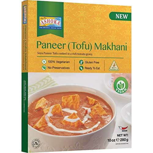 ASHOKA Instant Makhani Paneer (Tofu), 280 g