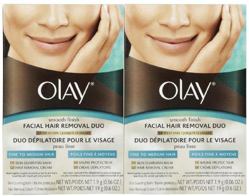 Olay Facial Hair Removal Duo 2 Pk Buy Online In Aruba Olay
