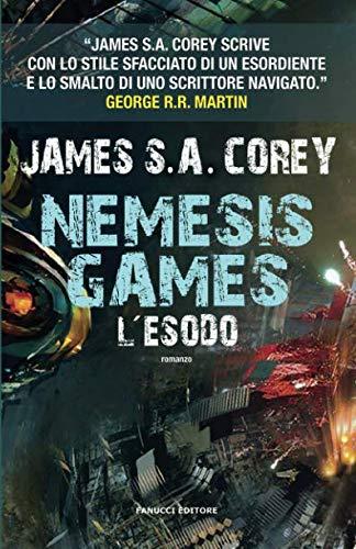 Nemesis Game. L'esodo