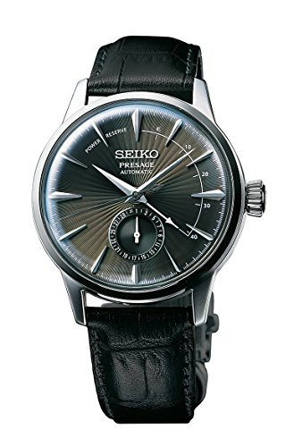 Seiko Presage Cocktail Time Negro