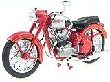 NN Jawa 500 DDR Ostalgie Motorrad Modell Atlas 1:24
