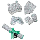 Darlyng & Co.'s Newborn Baby Essentials Gift Set (7 Pieces) 0-6 Months