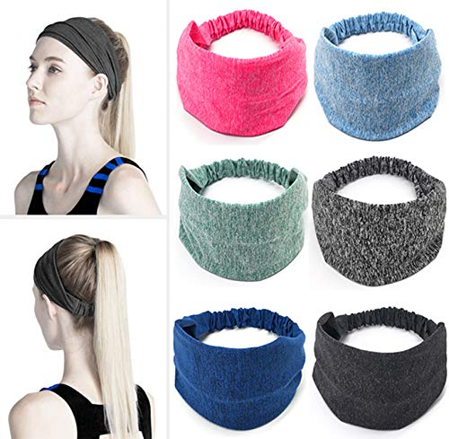 diademas,turbantes,yoga,bandas pelo,accesorios cabello,bodas,Navidad,10 Uds Bohemia ancho elástico mujeres diademas tocado turbante diadema...