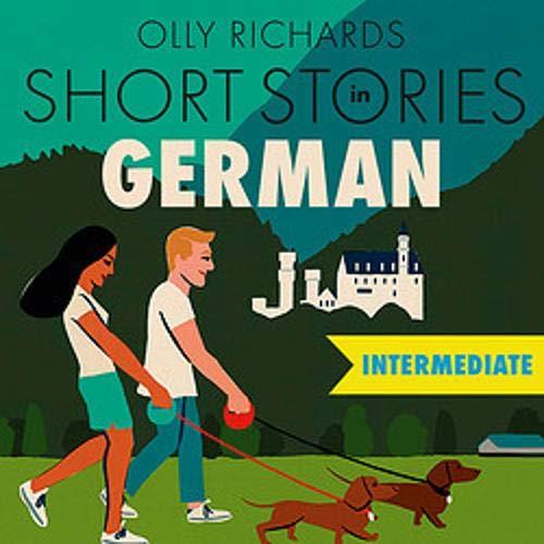 Short Stories in German for Intermediate Learners cover art
