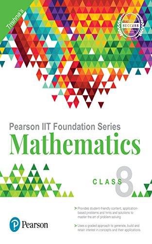 IIT Foundation Maths, Class 8