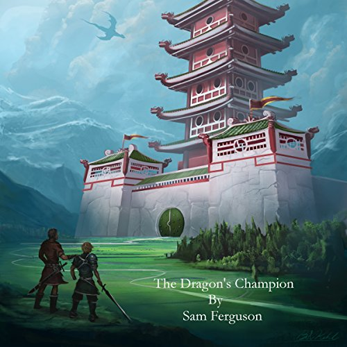 The Dragon's Champion audiobook cover art