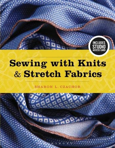 Sewing with Knits and Stretch Fabrics: Bundle Book + Studio Access Card