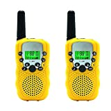 Aphse Kids Walkie Talkie Two Ways Radio Toy T-388...