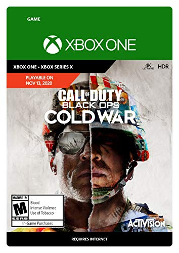Call of Duty: Black Ops Cold War Standard Edition – Xbox One [Digital Code]