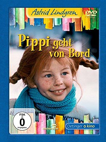 Oetinger-Edition: 2. Pippi geht von Bord