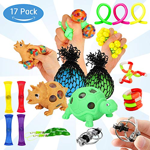 Fidget giocattoli per bambini e adulti Autismo VIOLINO A Oksano Sensoriale Giocattoli Set 12Pcs