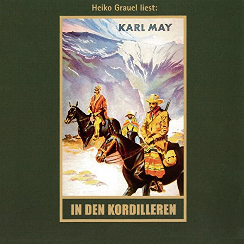 In den Kordilleren audiobook cover art