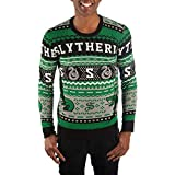 Slytherin Sweater Harry Potter Sweater Slytherin Apparel Hogwarts Sweater-Small