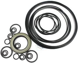PC400-6 Hydraulic Pump Repair Seal Kit - SINOCMP Seal Kits for Komatsu PC400-6 PC400LC-6 Excavator Parts, 3 Month Warranty